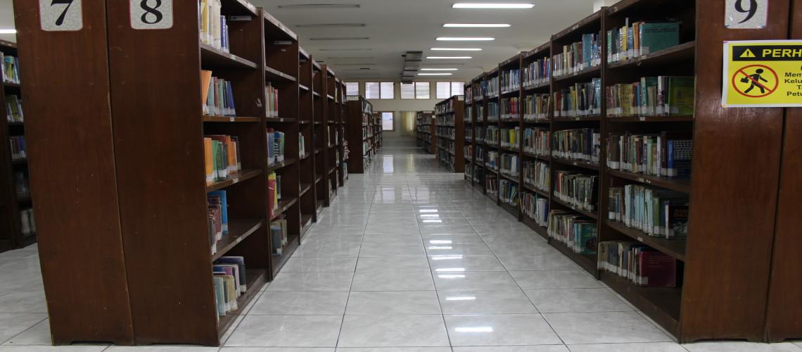 Ruang Koleksi Lantai 1