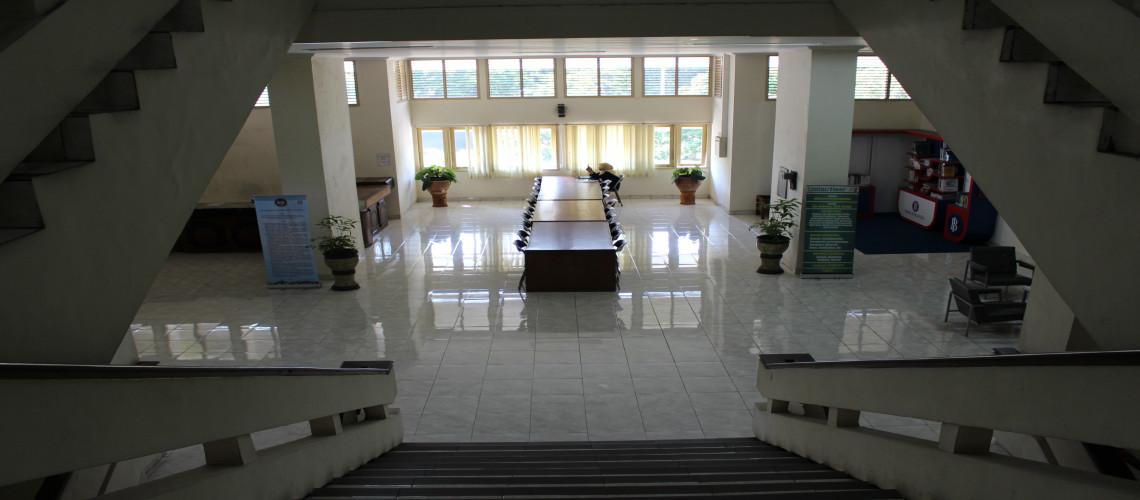 Ruang Baca Lobby Lantai 2