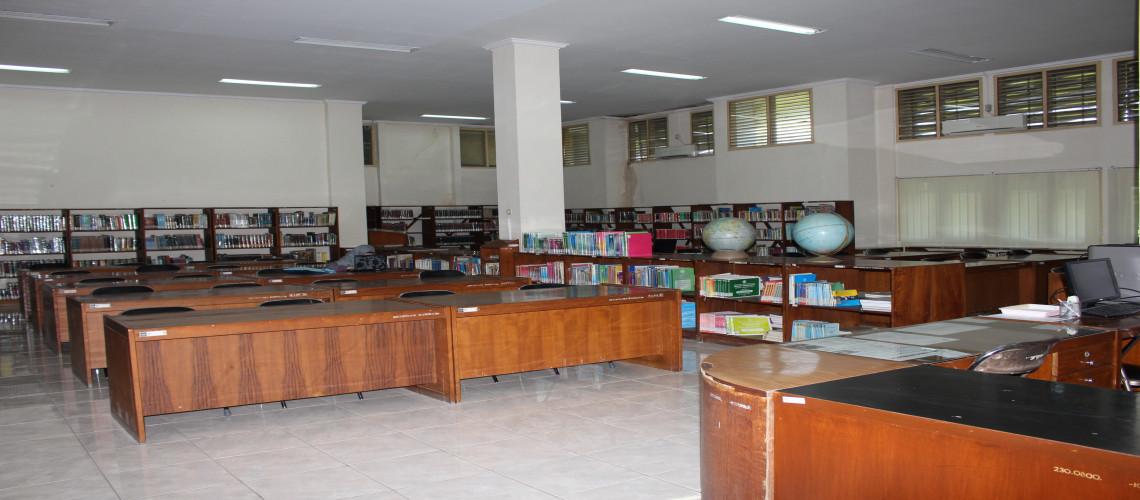 Ruang Koleksi Referensi/Informasi