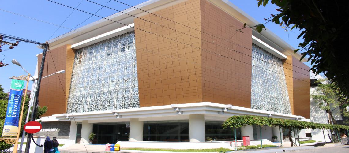 Gedung Digital Library UNY