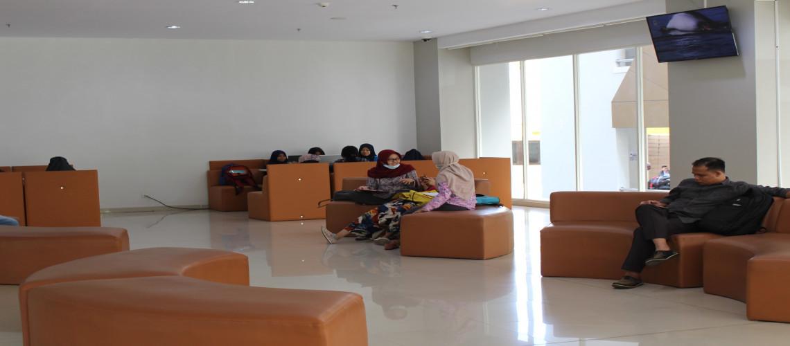 Lobby Lantai 1