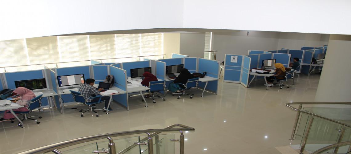 Ruang Komputer Lantai 2