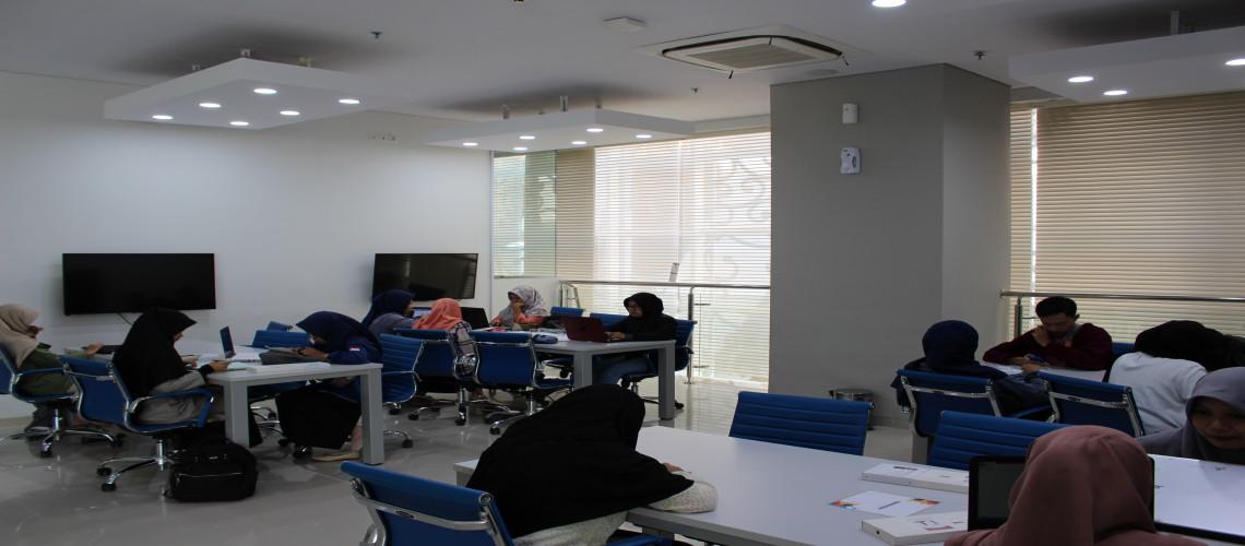 Ruang Kalaboratif Lantai 3