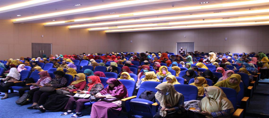 Ruang Video Conferance & Seminar Lantai 4